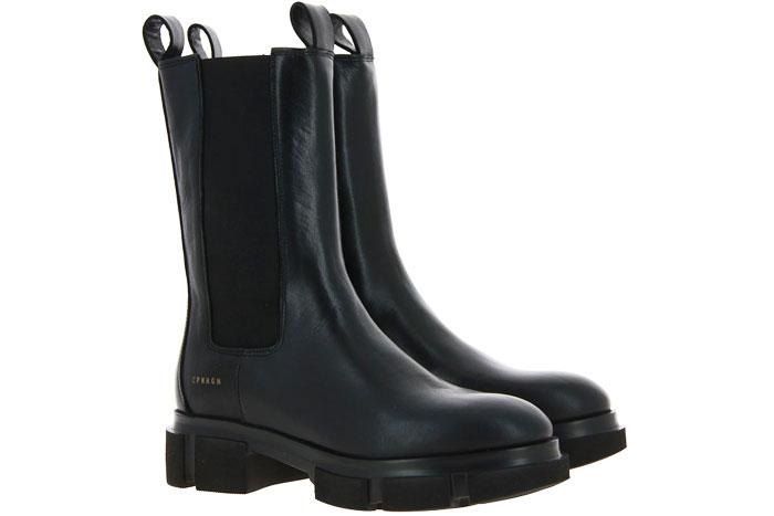 Copenhagen ankle boots VITELLO NERO