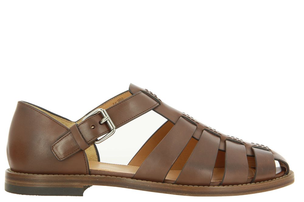 Church's sandals FISHERMAN EBONY