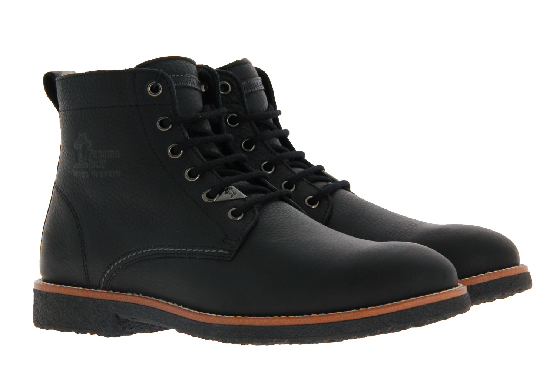 Panama Jack ankle boots GLASGOW IGLOO NAPA GRASS NEGRO