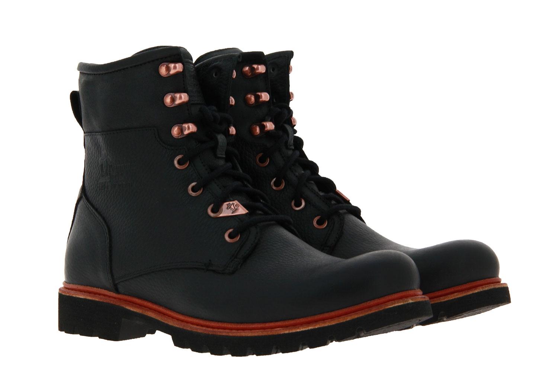 Panama Jack ankle boots BARKLEY C6 NAPPA GRASS BLACK