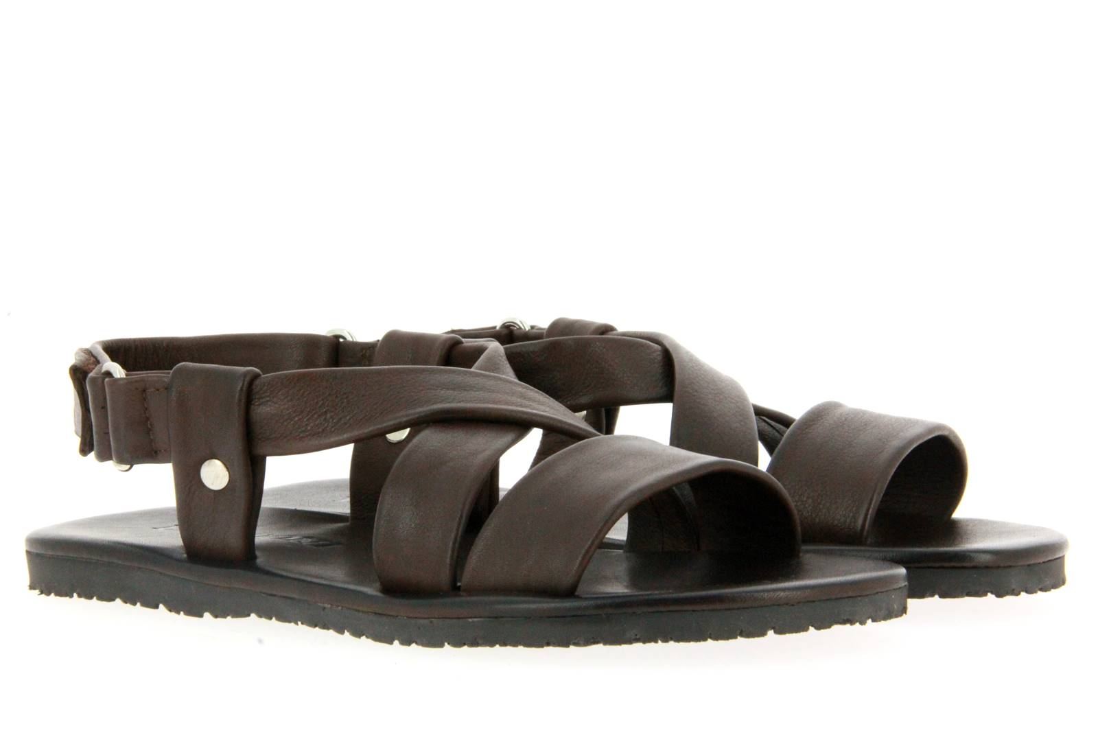 Emozioni sandal LEATHER BROWN