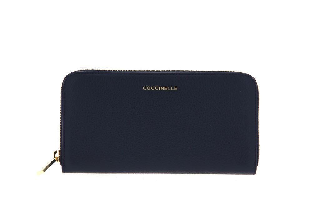 Coccinelle wallet VITELLO INK