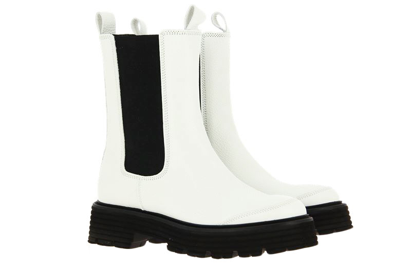 Kennel and Schmenger boots POWER SPORT CALF WHITE
