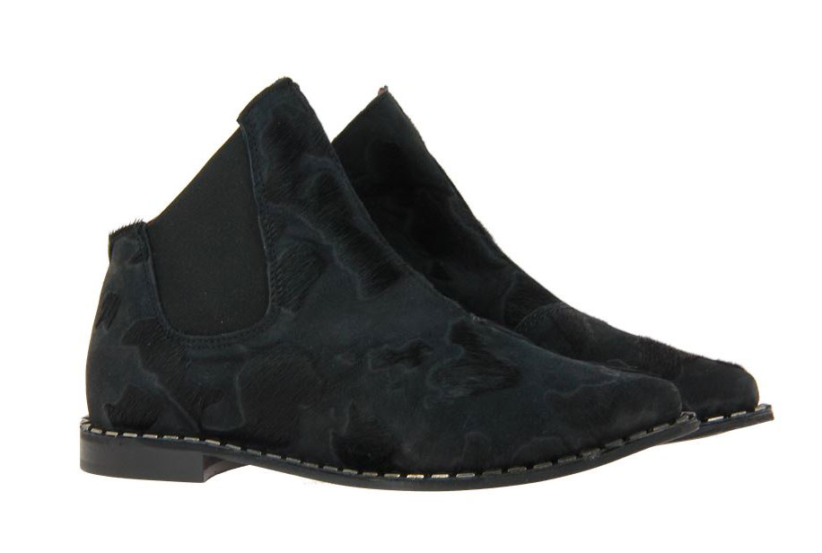Papucei ankle boots TANVIR BLACK PONEI