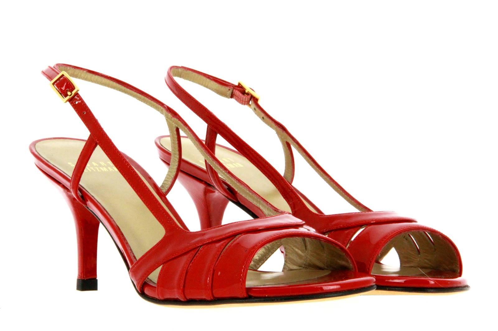 Stuart Weitzmann sandal MISCHIEVOUS FLAME