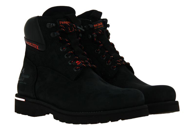 Panama Jack ankle boots AMUR GTX URBAN C1 NUBUK NEGRO