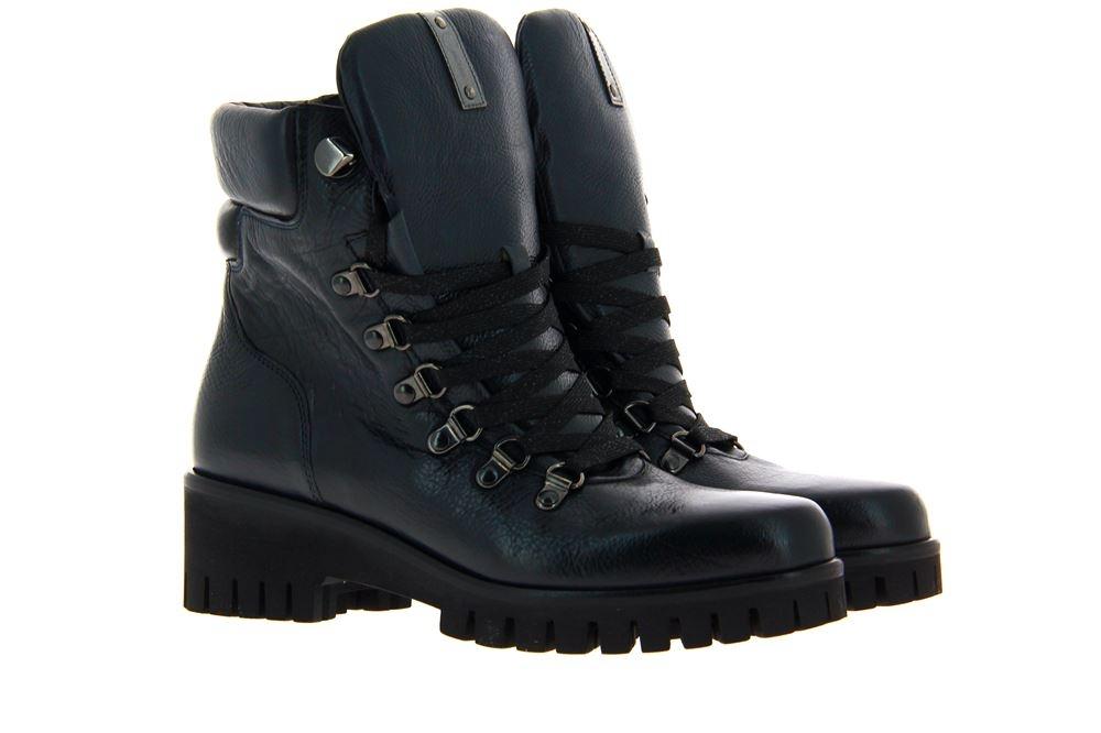 Donna Carolina ankle boots TEXAS NAVY SUOLA RAY