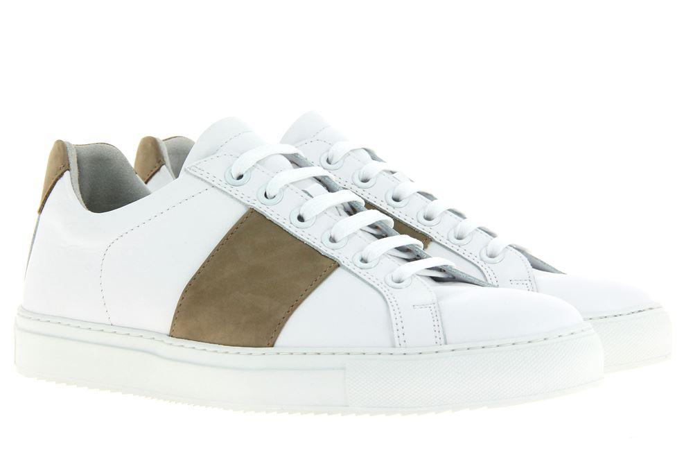 National Standard sneaker EDITION 4 WHITE BEIGE