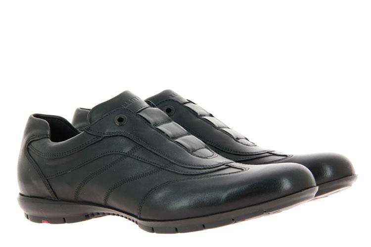 Lloyd sneaker AMOS SAM REMO CALF SCHWARZ