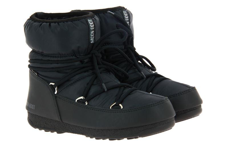 Moon Boot snowboots LOW NYLON BLACK