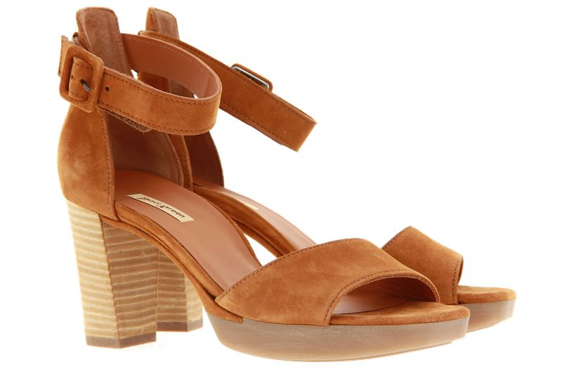 Paul Green sandals SAMTZIEGE CARAMEL
