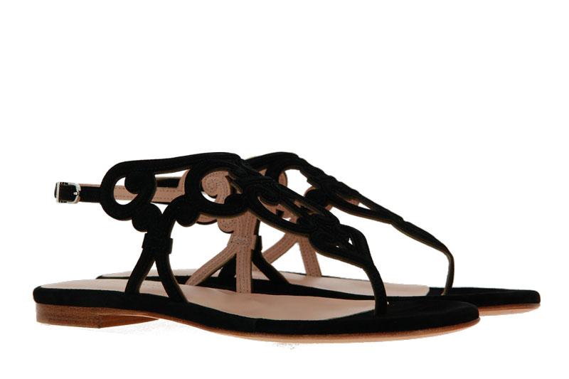 Unützer sandal BOLLA VELOUR DONNA