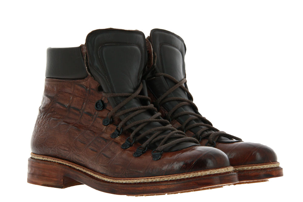 Cordwainer ankle boots BARRY CAFE