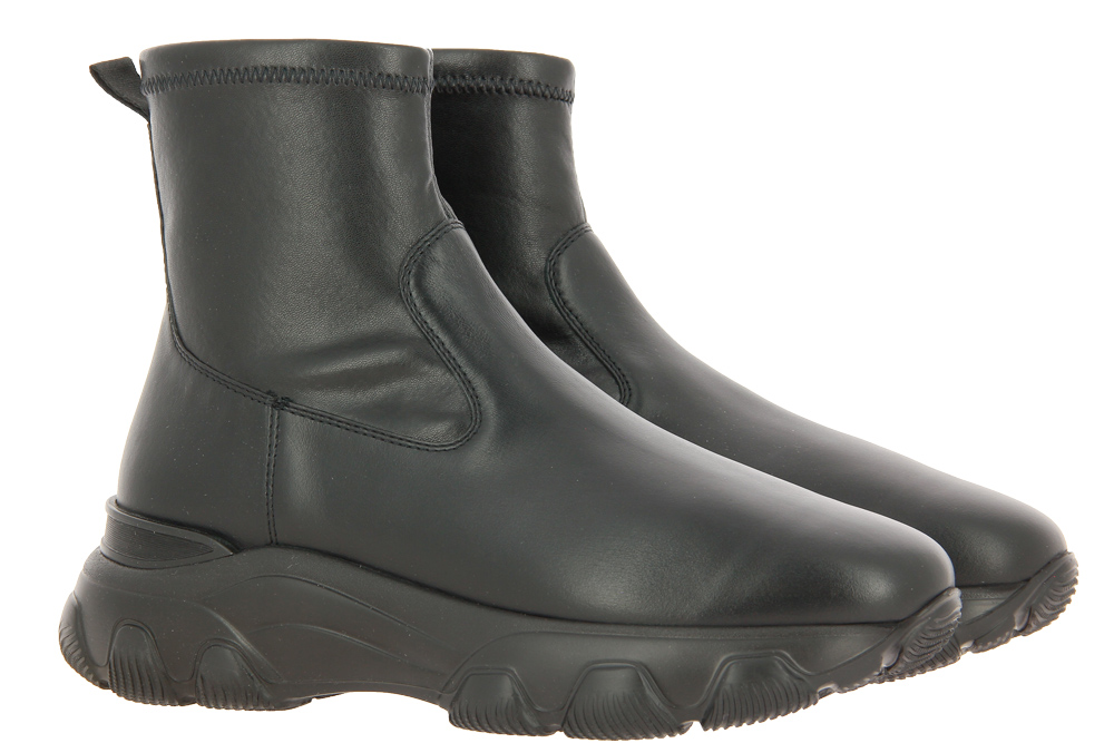 Hogan ankle boots HYPERACTIVE STRETCH NERO