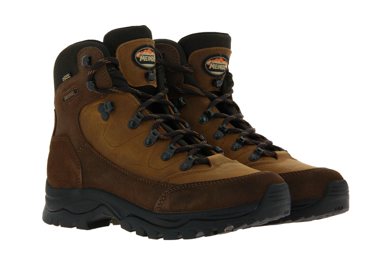 Meindl trekking shoe GOMERA GTX NUBKLEDER MOCCA