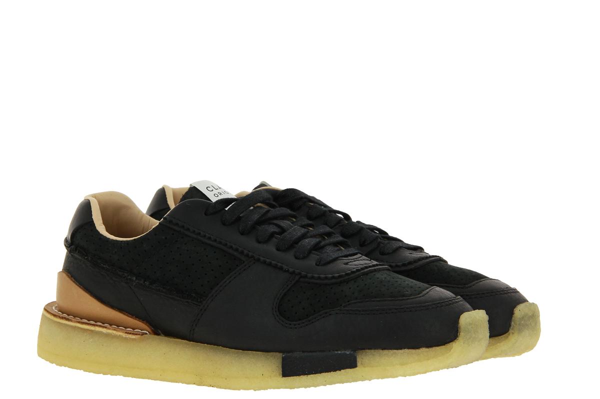 Clark's Sneaker TORRUN BLACK