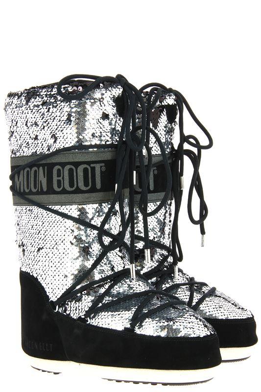 Moon Boot snow boots CLASSIC DISCO BLACK