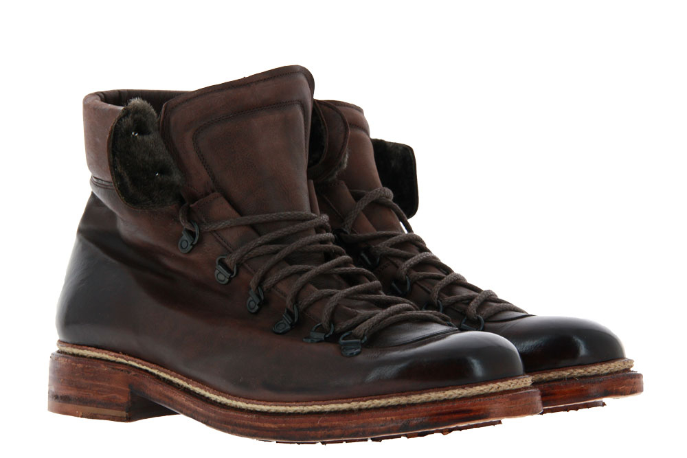 Cordwainer ankle boots TODI CRUSHED TESTA