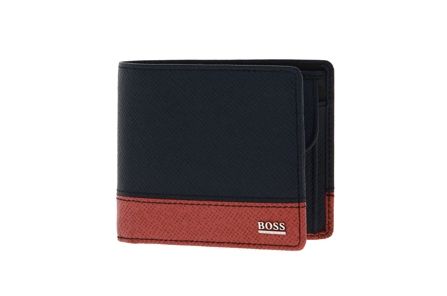 Hugo Boss wallet SIGNATURE BLUE RED