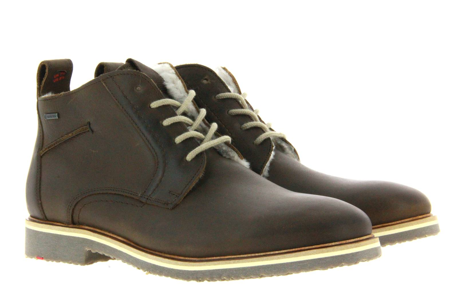 Lloyd ankle boots lined VISBY PANAMA HYDRO TUNDRA