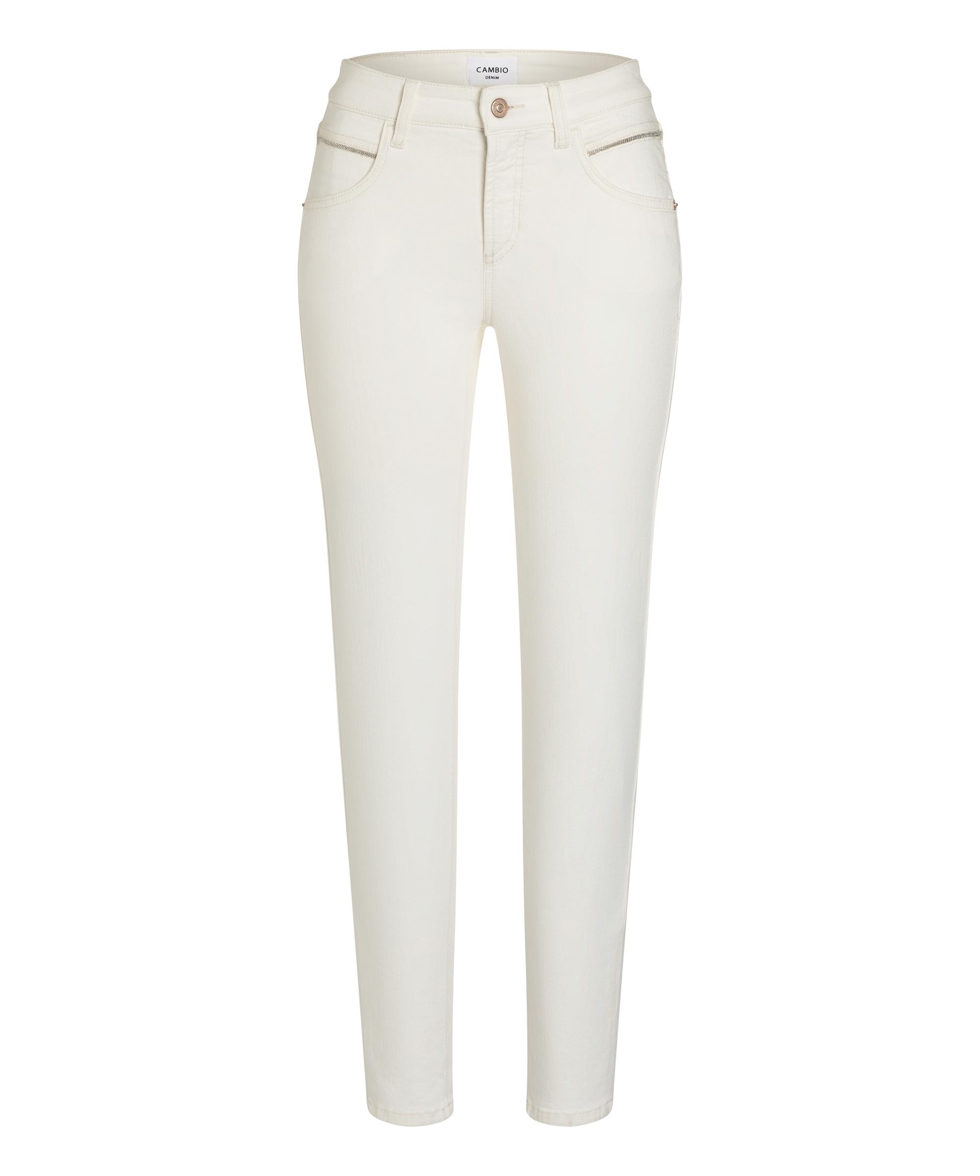Cambio Jeans Pina ECO PURE WHITE