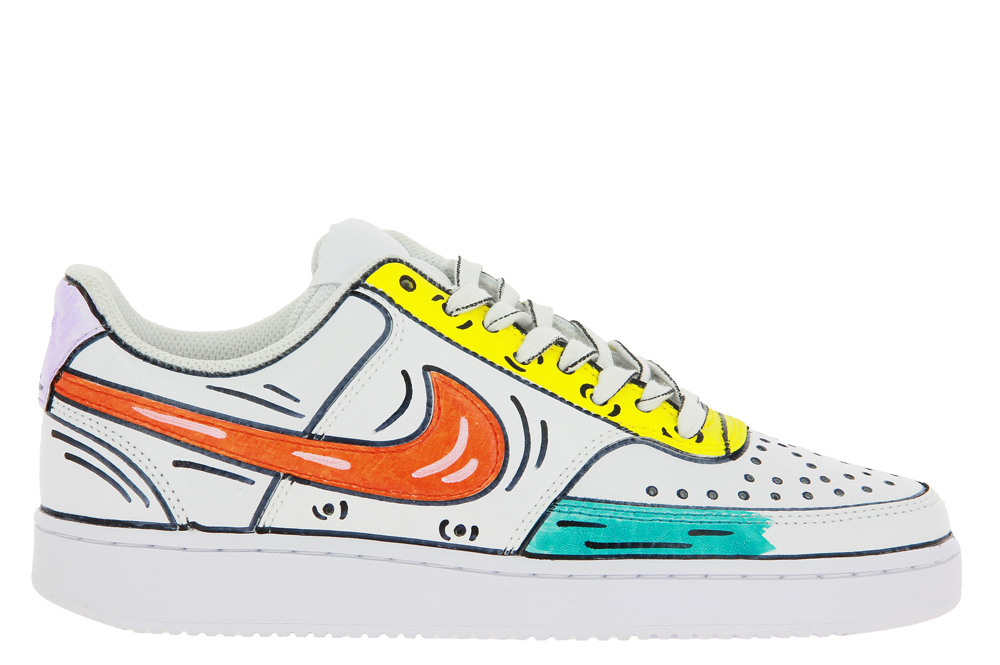 Nike by BallodaSola sneaker COURT VISION 4 COLORI