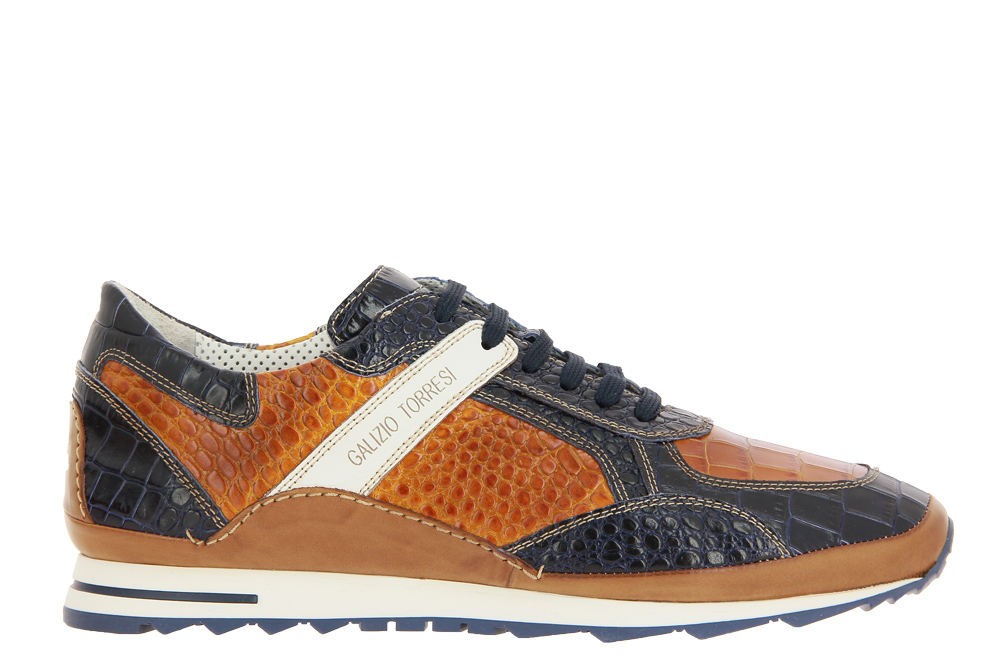 Galizio Torresi sneaker SOAVE BLU-GIALL