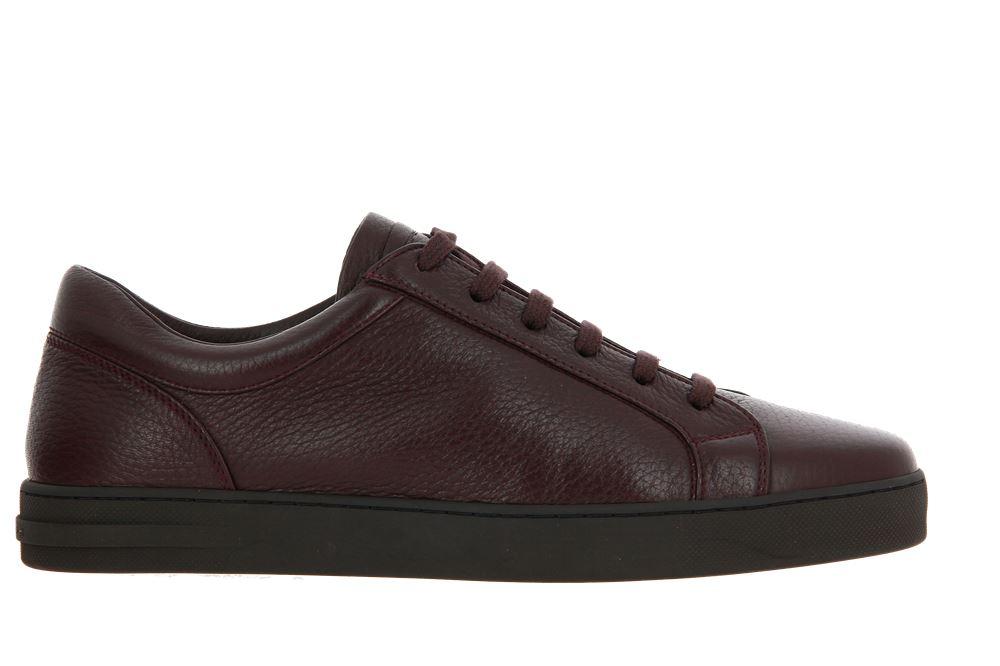 Moreschi sneaker lined CERVO BORDO