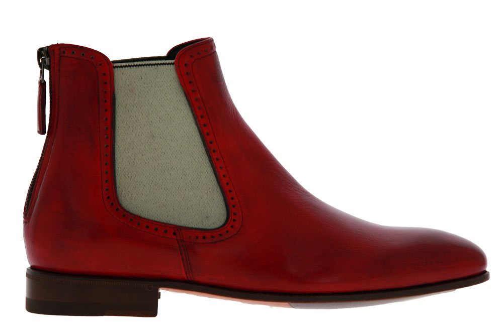 Benson's Chelsea boot CERVO CAMPARI