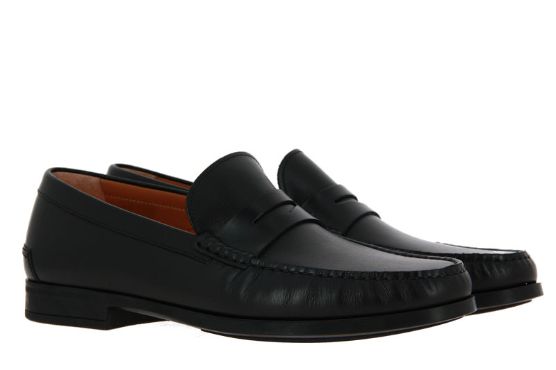 Hugo Boss moccasin RIVIERA BLACK