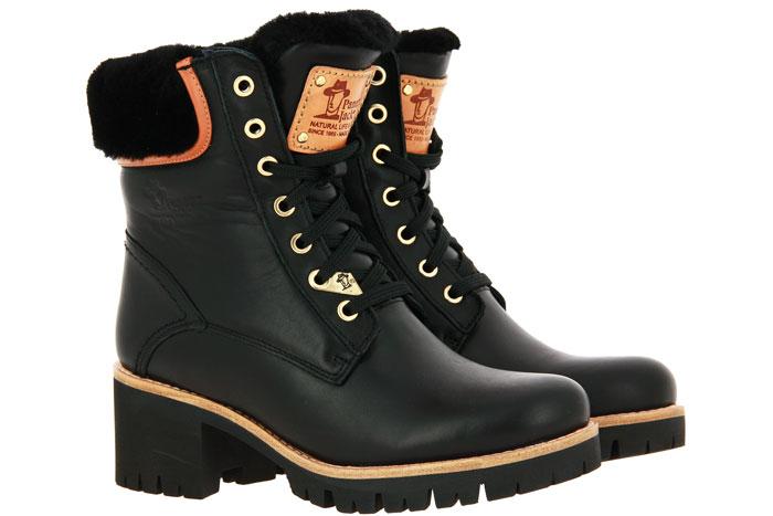 Panama Jack ankle boots lined PHOEBE IGLOO TRAVELLING B1 NAPPA BLACK