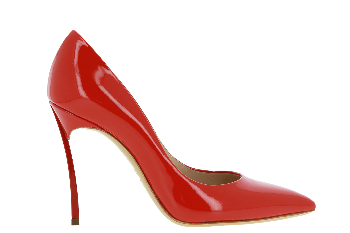 Casadei high heels BLADE TIFFANY TRAFFIC RED