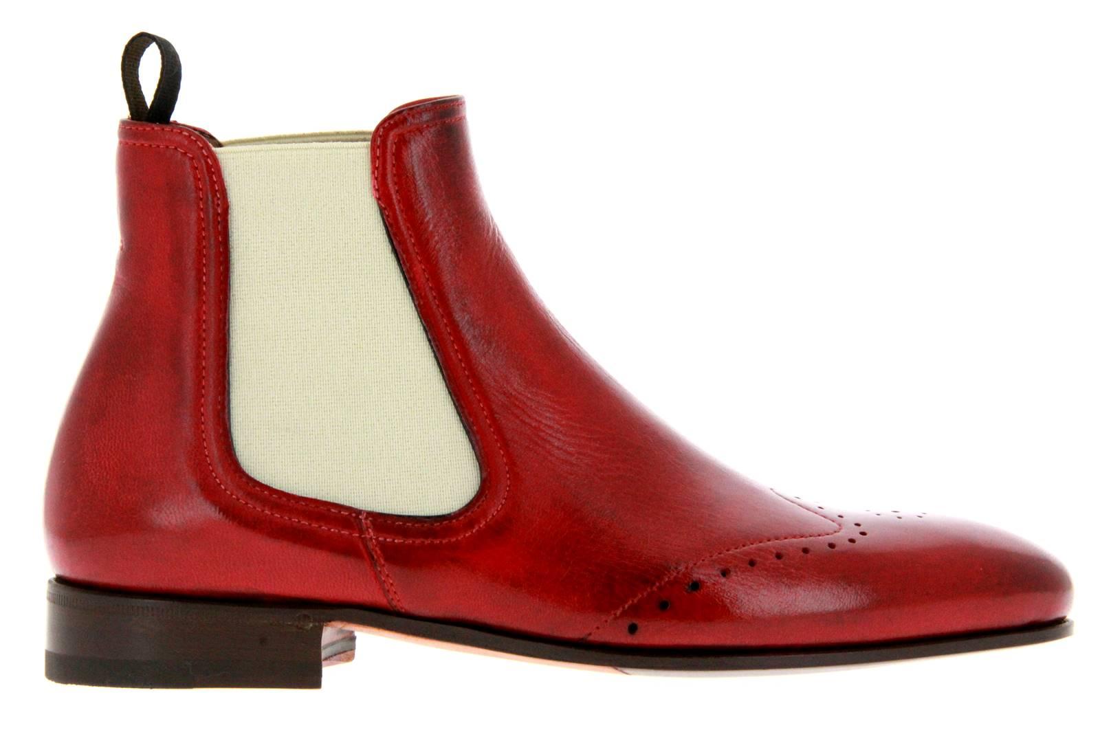 Benson's Chelsea boot CREVO CAMPARI