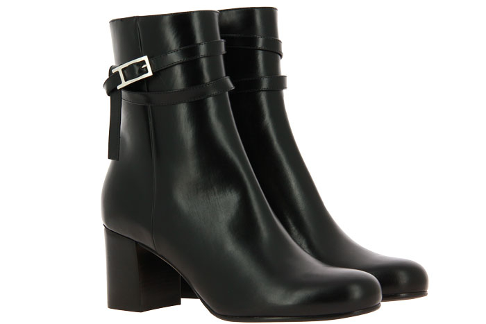 Unützer ankle boots VITELLO NERO