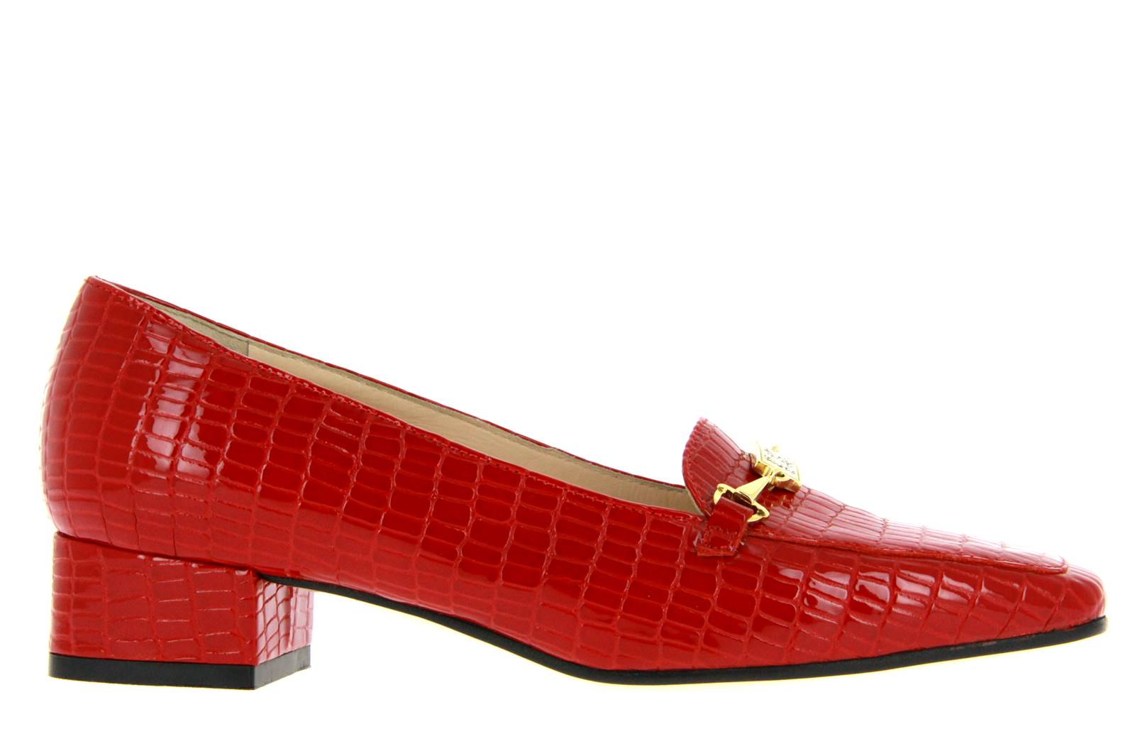 Donna Laura Loafer VERNICE CODINA ROSSO