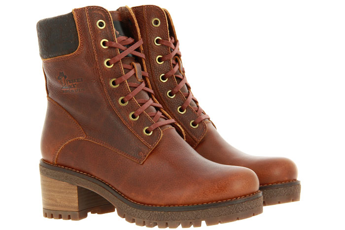 Panama Jack ankle boots lined PHOEBE IGLOO NAPA GRASS CUERO