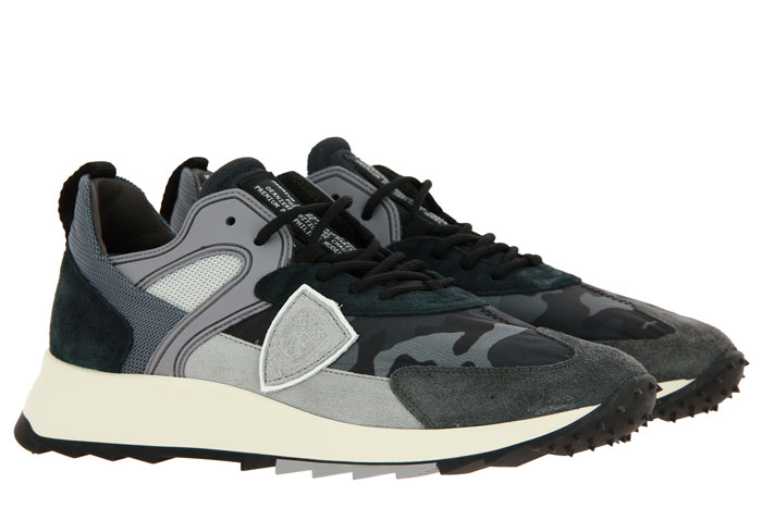 Philippe Model sneaker ROYALE CAMOUFLAGE ANTRA