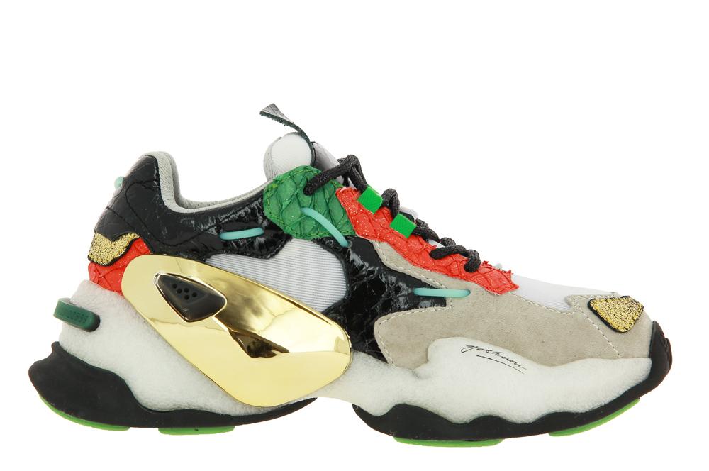 CLJD sneaker WHITE RED