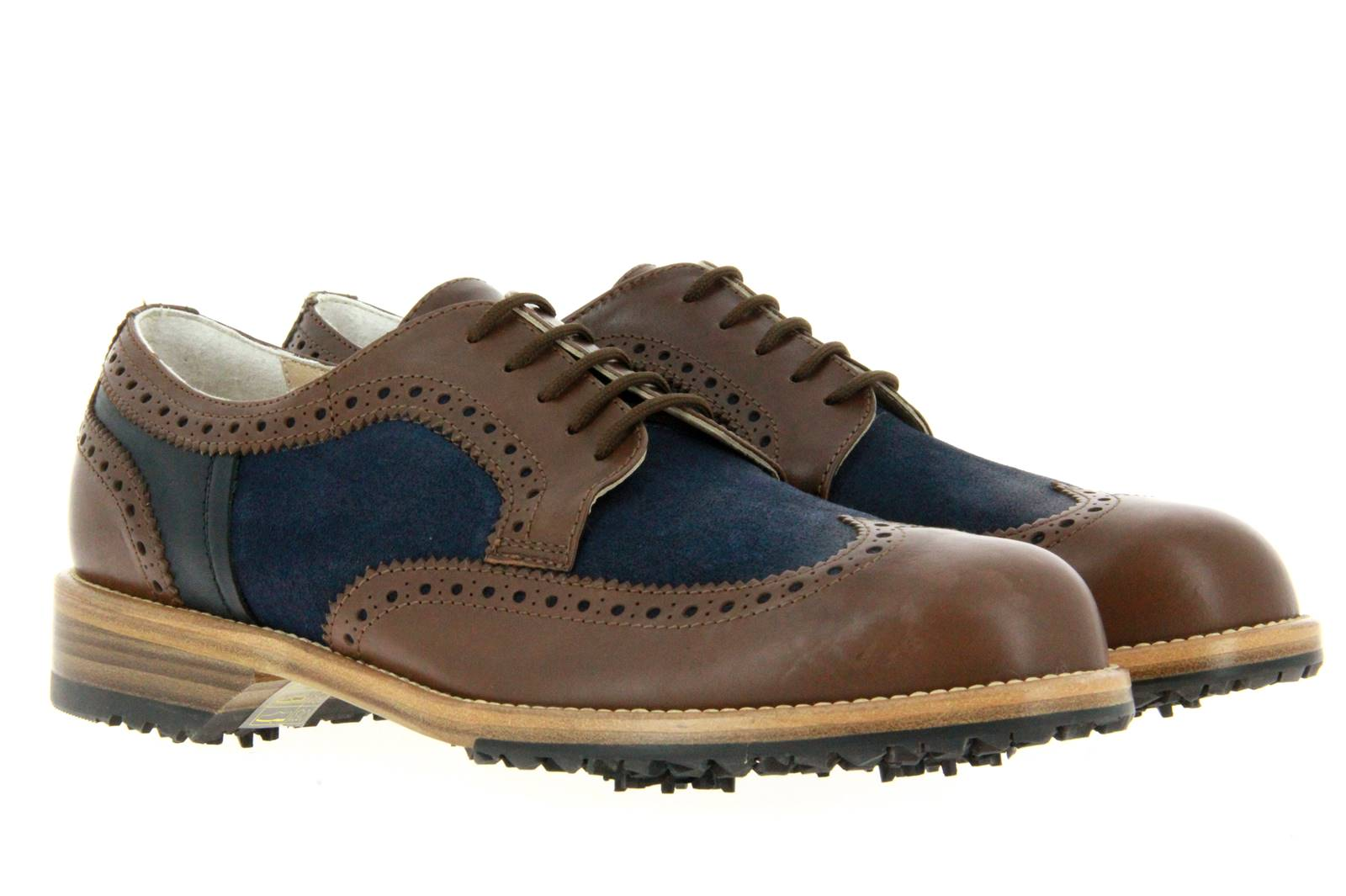 Tee Golf Shoes men's - golf shoe JASON MORO BLU