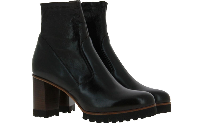 Trumans ankle boots VITELLO NAPPA T.MORO STRETCH