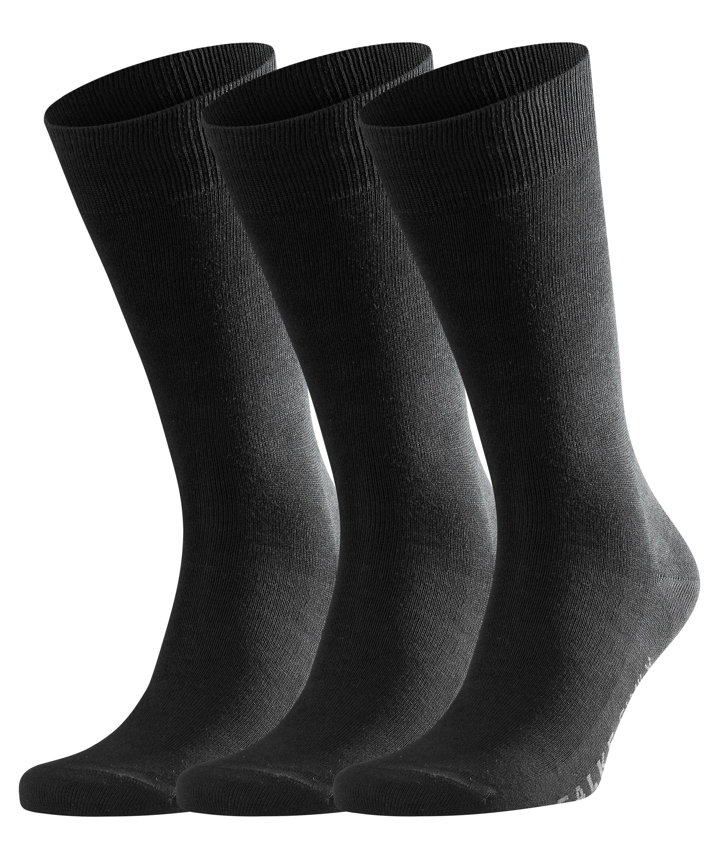 FALKE Family 3-Pack Mens Socks