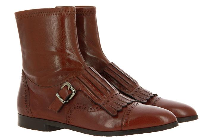 Truman's ankle boots NAPPA COGNAC 6255