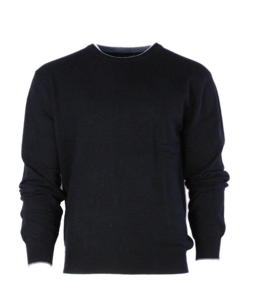 Buxton Street sweater CASHMERE BLACK