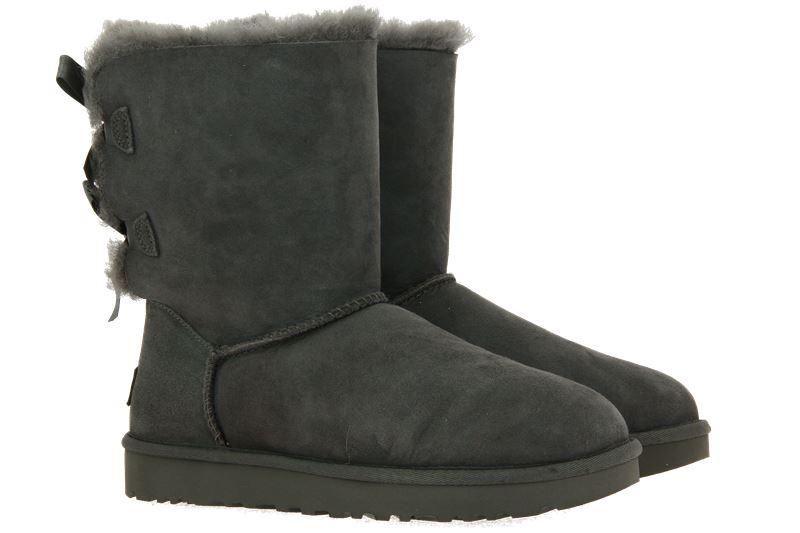UGG Australia boots BAILEY BOW II GREY