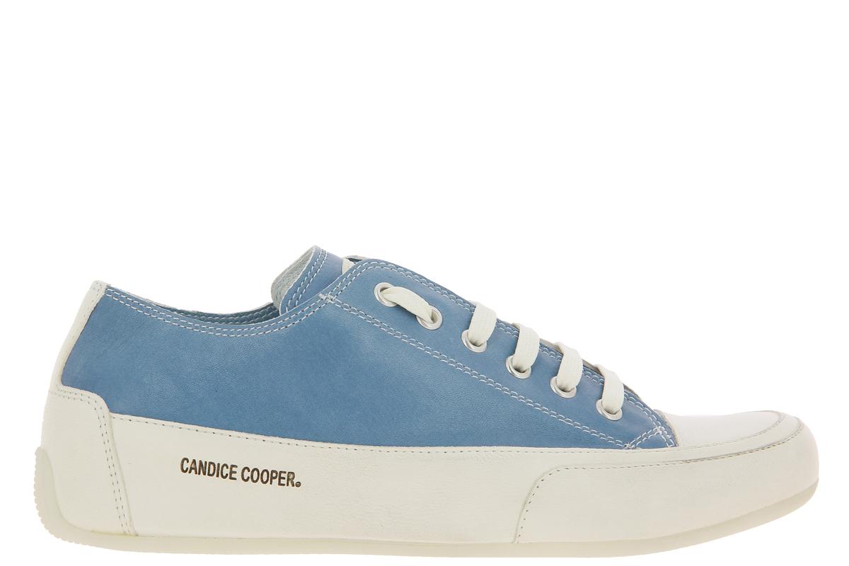 Candice Cooper sneaker ROCK PANNA ACQUA
