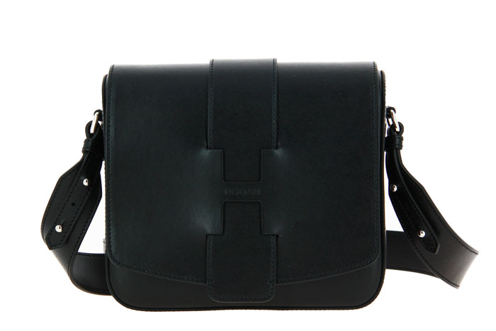 Hogan shoulder bag BASIC MAXI CROSSBODY PICCOLA NERO