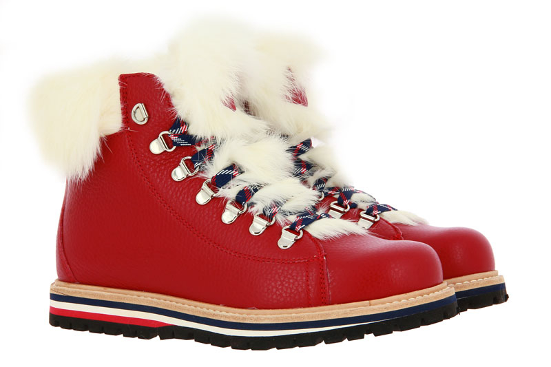 Oscar Sport boots lined ARIEL ROSSO