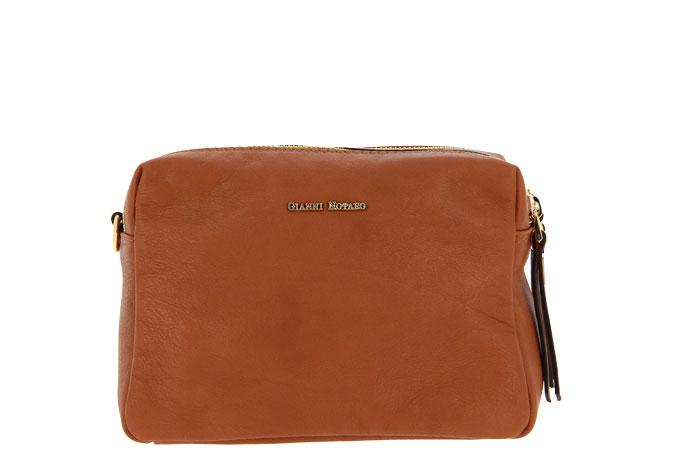 Carol J. shoulder bag NATUR CALF CUOIO