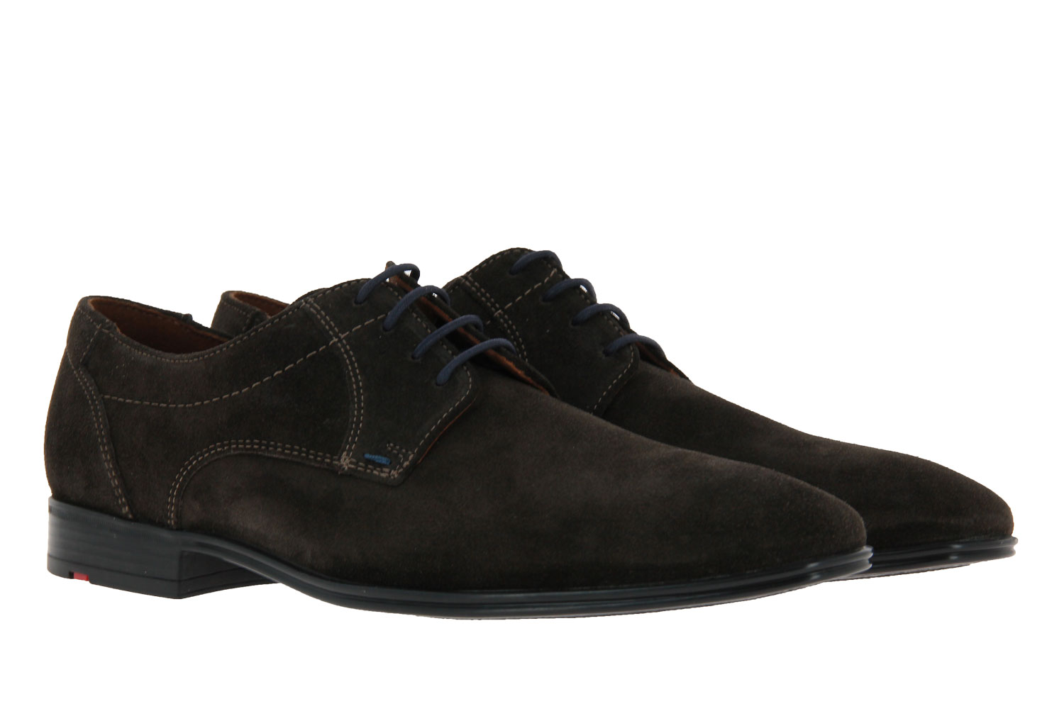 Lloyd lace-up OSMOND LIBRA SUEDE SEPIA