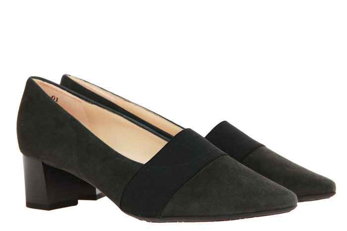 Peter Kaiser loafer BIRJA SUEDE CARBON